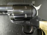 Beautiful 1957 Ruger Blackhawk Flattop .44 Magnum with Stag Grips - 1 of 10