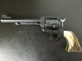 Beautiful 1957 Ruger Blackhawk Flattop .44 Magnum with Stag Grips - 3 of 10