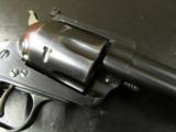 Beautiful 1957 Ruger Blackhawk Flattop .44 Magnum with Stag Grips - 8 of 10