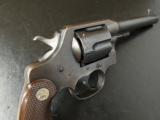 Colt M1917 Double-Action .45 ACP/.45 Auto Rim Revolver - 6 of 10