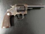 Colt M1917 Double-Action .45 ACP/.45 Auto Rim Revolver - 3 of 10