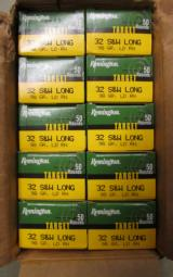 500 ROUNDS OF REMINGTON .32 S&W LONG 98 GR LRN - 4 of 5