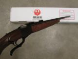 Ruger Number 1 Varminter Walnut Stock Falling Block .220 Swift - 8 of 9