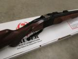 Ruger Number 1 Varminter Walnut Stock Falling Block .220 Swift - 9 of 9