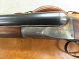 1931 Fox Sterlingworth SXS 12 Gauge Shotgun 28 - 7 of 12