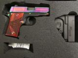 Sig Sauer P238 Rainbow Titanium .380 ACP/AUTO 238-380-RBT - 1 of 7