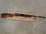 Remington Model 870 Classic Trap Walnut & Engraved 12 Gauge- 2 of 9