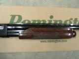 Remington Model 870 Classic Trap Walnut & Engraved 12 Gauge- 8 of 9