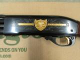 Remington Model 870 Classic Trap Walnut & Engraved 12 Gauge- 3 of 9