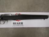 Ruger M77/22 Bolt-Action Synthetic Stainless .22 LR - 7 of 8
