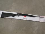 Ruger M77/22 Bolt-Action Synthetic Stainless .22 LR - 1 of 8