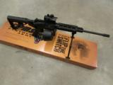 DPMS Panther Oracle AR-15 5.56 NATO Slide-Fire with 100 Magazine - 1 of 7