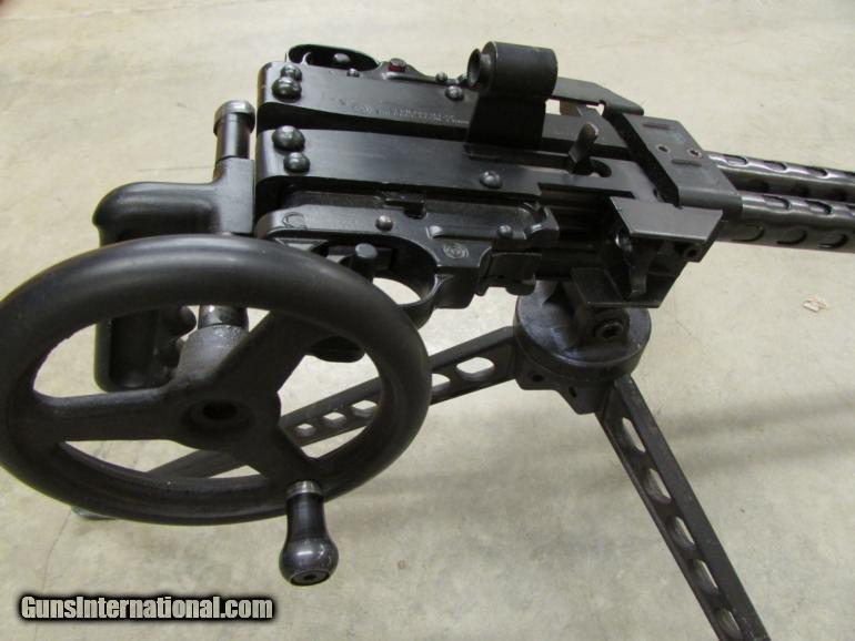 Dual Ruger 10 22 Calico Gatling Gun With Tripod Stand