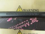 Savage Model 93R17 Muddy Girl Pink Camo with Scope .17 HMR 96208 - 6 of 8