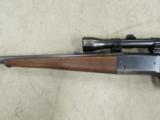 1920 Savage 99 Model 99 .303 Savage with Weaver K4 Scope - 7 of 12