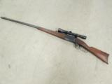 1920 Savage 99 Model 99 .303 Savage with Weaver K4 Scope - 2 of 12