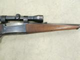1920 Savage 99 Model 99 .303 Savage with Weaver K4 Scope - 8 of 12