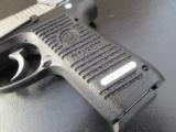 Ruger P95 Bi-Tone Stainless & Black 9mm Luger/Para. - 4 of 8