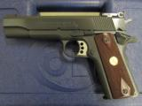 Colt Gold Cup National Match Blued 1911 .45 ACP/AUTO - 1 of 10