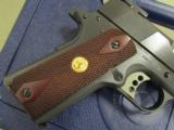 Colt Gold Cup National Match Blued 1911 .45 ACP/AUTO - 6 of 10