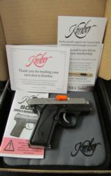 Like new Kimber Solo Carry Bi-Tone 9mm Luger 04589 - 1 of 8