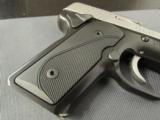 Like new Kimber Solo Carry Bi-Tone 9mm Luger 04589 - 6 of 8