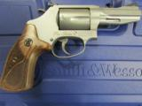 Smith & Wesson Model 60 Stainless 5-Shot .357 Magnum - 1 of 7
