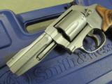 Smith & Wesson Model 60 Stainless 5-Shot .357 Magnum - 5 of 7