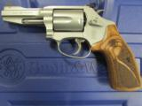 Smith & Wesson Model 60 Stainless 5-Shot .357 Magnum - 2 of 7
