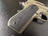 Sig Sauer Compact 1911 5.11 FDE & Black .45 ACP - 4 of 9