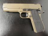 Sig Sauer Compact 1911 5.11 FDE & Black .45 ACP - 2 of 9