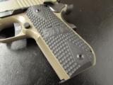 Sig Sauer Compact 1911 5.11 FDE & Black .45 ACP - 5 of 9
