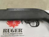 Ruger 10/22 Black Tactical Auto-Loading .22 LR 1261 - 3 of 8