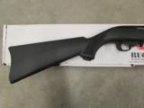 Ruger 10/22 Black Tactical Auto-Loading .22 LR 1261 - 5 of 8