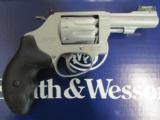 Smith & Wesson Model 317 Kit Gun Airweight 8-Shot .22 Long Rifle 160221 - 1 of 9