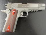 Colt Government 1911 Stainelss Rail Gun .45 ACP/AUTO 01070RG - 1 of 9