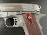 Colt Government 1911 Stainelss Rail Gun .45 ACP/AUTO 01070RG - 3 of 9