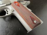 Colt Government 1911 Stainelss Rail Gun .45 ACP/AUTO 01070RG - 4 of 9
