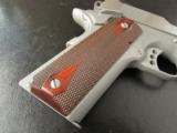 Colt Government 1911 Stainelss Rail Gun .45 ACP/AUTO 01070RG - 5 of 9