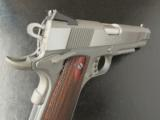 Colt Government 1911 Stainelss Rail Gun .45 ACP/AUTO 01070RG - 8 of 9