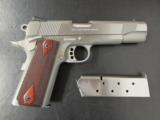 Colt Government Model Stainless 1911 .45 ACP/AUTO - 1 of 6