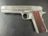 Colt Government Model Stainless 1911 .45 ACP/AUTO - 2 of 6