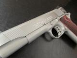 Colt Government Model Stainless 1911 .45 ACP/AUTO - 4 of 6