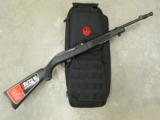 Ruger 10/22 Tactical Take-Down Blued and Black .22 LR 11112 - 1 of 8
