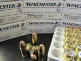 500 ROUNDS WINCHESTER MILITARY 9MM NATO/LUGER 124 GRAIN - 1 of 3