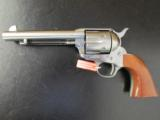 Uberti Single-Action 1873 Cattleman Nickel .45 Colt 345019 - 2 of 8