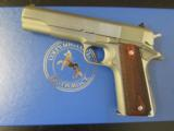 Colt Series 70 1911 Stainless Government .45 ACP/AUTO - 3 of 9