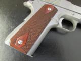 Colt Series 70 1911 Stainless Government .45 ACP/AUTO - 5 of 9