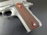 Colt Series 70 1911 Stainless Government .45 ACP/AUTO - 6 of 9