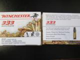 3330 ROUNDS WINCHESTER 36 GR PLATED HP .22 LR 22LR - 3 of 4
